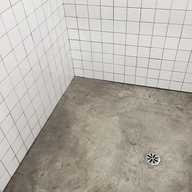 basement-showerfloor