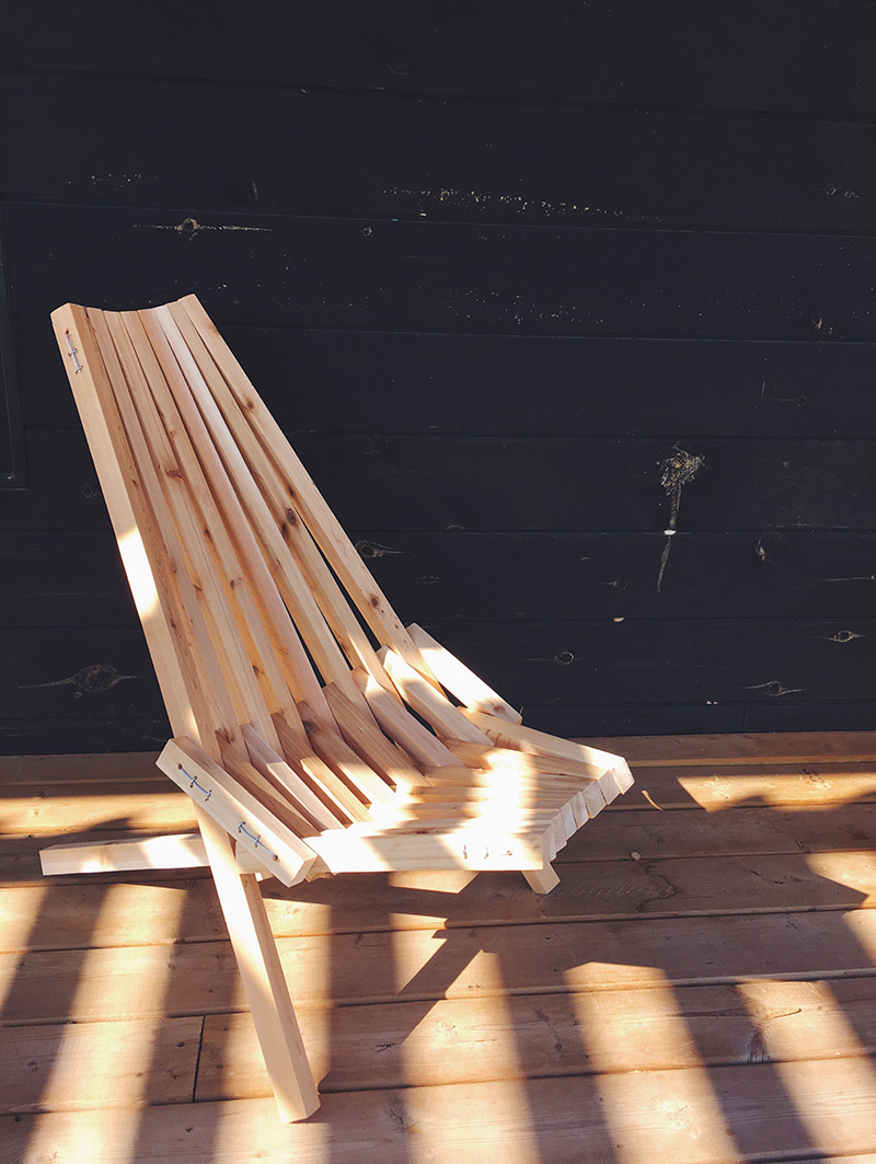 Completing The Look Though Was The Hanging Hammock Chairs. These I Did Not  Make. We Ordered Them Off Amazon. Sitting In These (after Our Dinner On Our  New ...